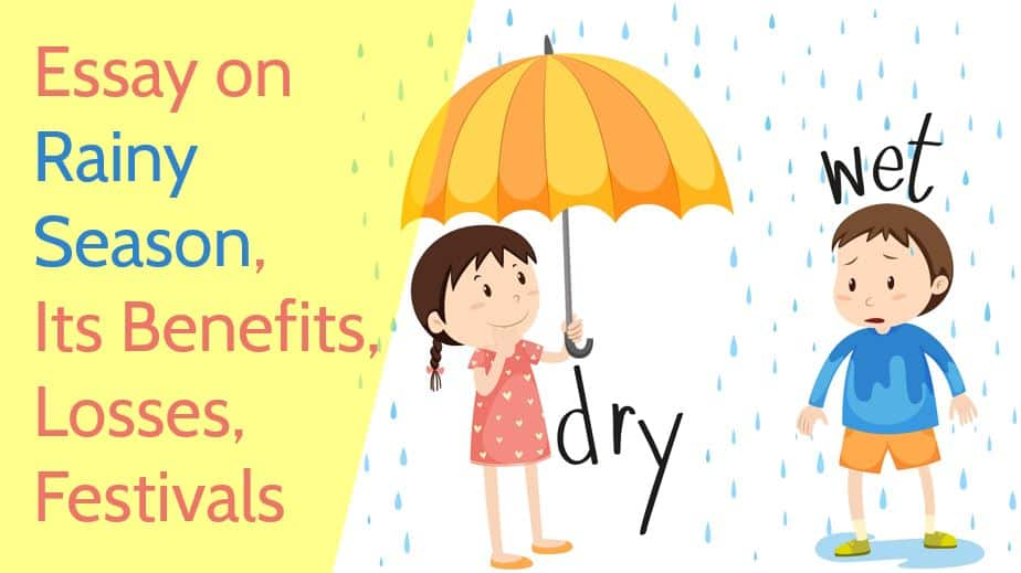 How to stay healthy in the rainy season? - Best Tips