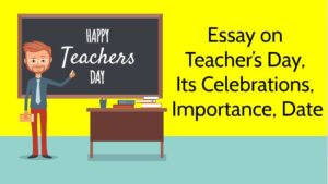 Teachers Day in India (Date, History, Importance, Celebration)