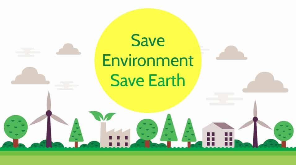 Essay on Save Environment Save Earth for Students & Children in 1300 Words