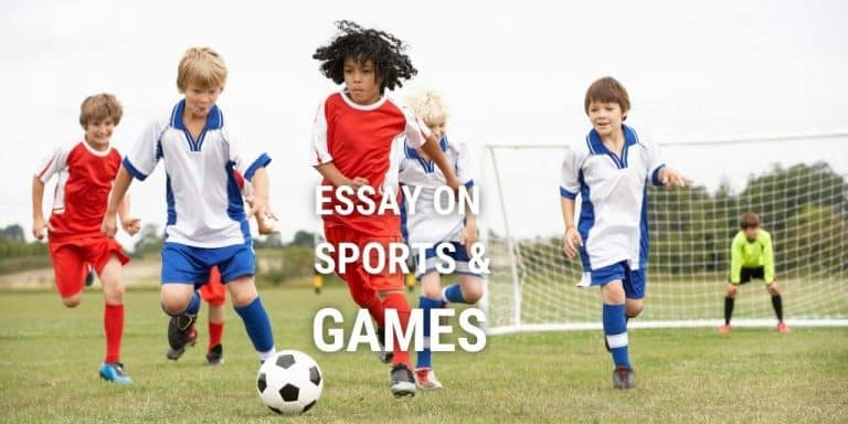 Essay on Sports and Games for Students & Children 1000 Words
