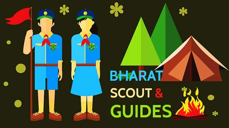 Bharat Scout and Guides (Its History, and about Boy and Girl Scouts)