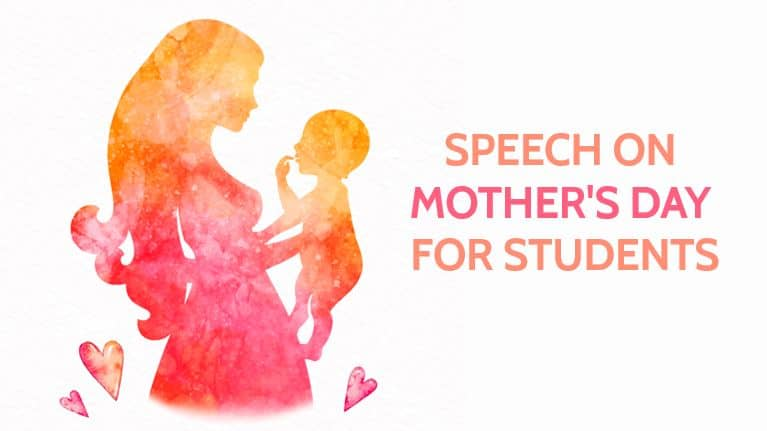 Photo of Speech on Mother's Day for Students
