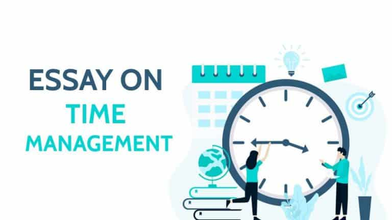 Essay on Time Management for Students in 1000 Words