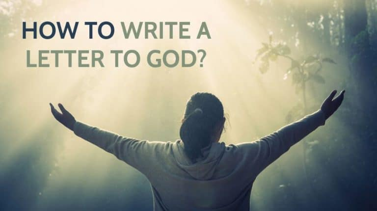 How to Write A Letter to God? with Sample Letter Format