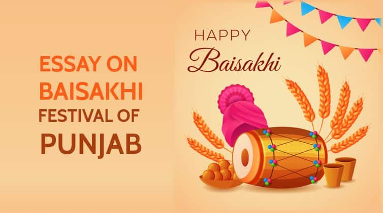 Essay on Baisakhi Festival of Punjab in 1300 Words for Students