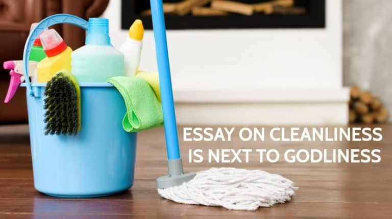 Essay on Cleanliness is next to Godliness for Students 1000 Words