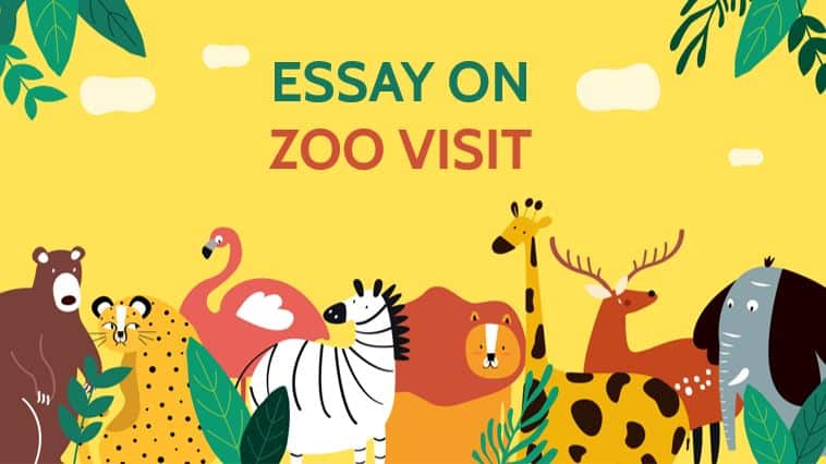 Essay on Zoo Visit for Students and Children in 1000 Words
