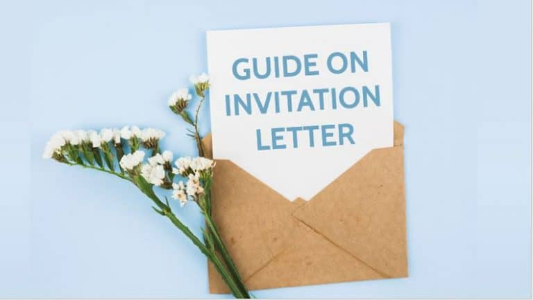 Guide on Invitation Letter Writing with Samples