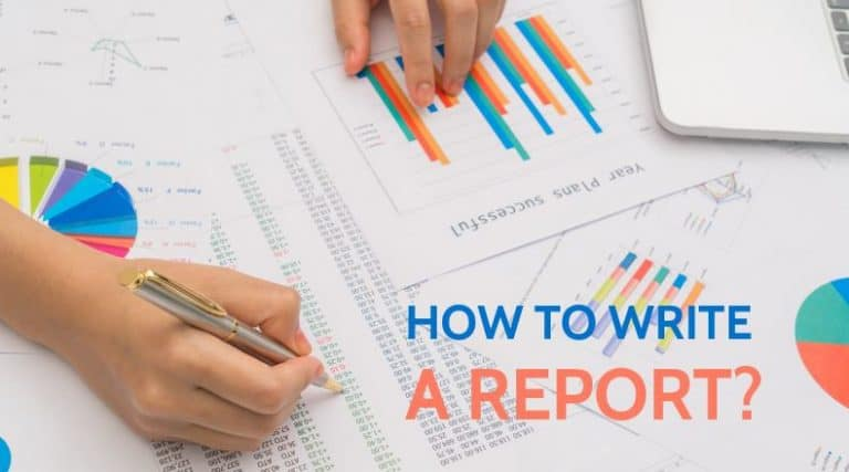 How to write a report? Tips with Report writing format and examples