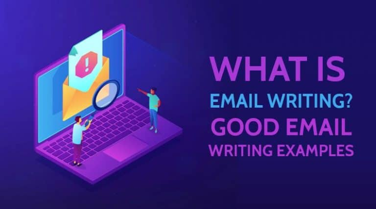 What is Email Writing? with Good Email Writing Examples