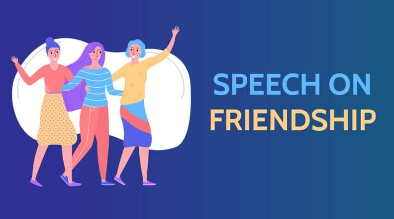 Photo of Speech on Friendship for Students and Children in 800 Words